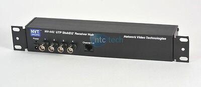 Network Video Technologies NVT NV-642R Video Receiver