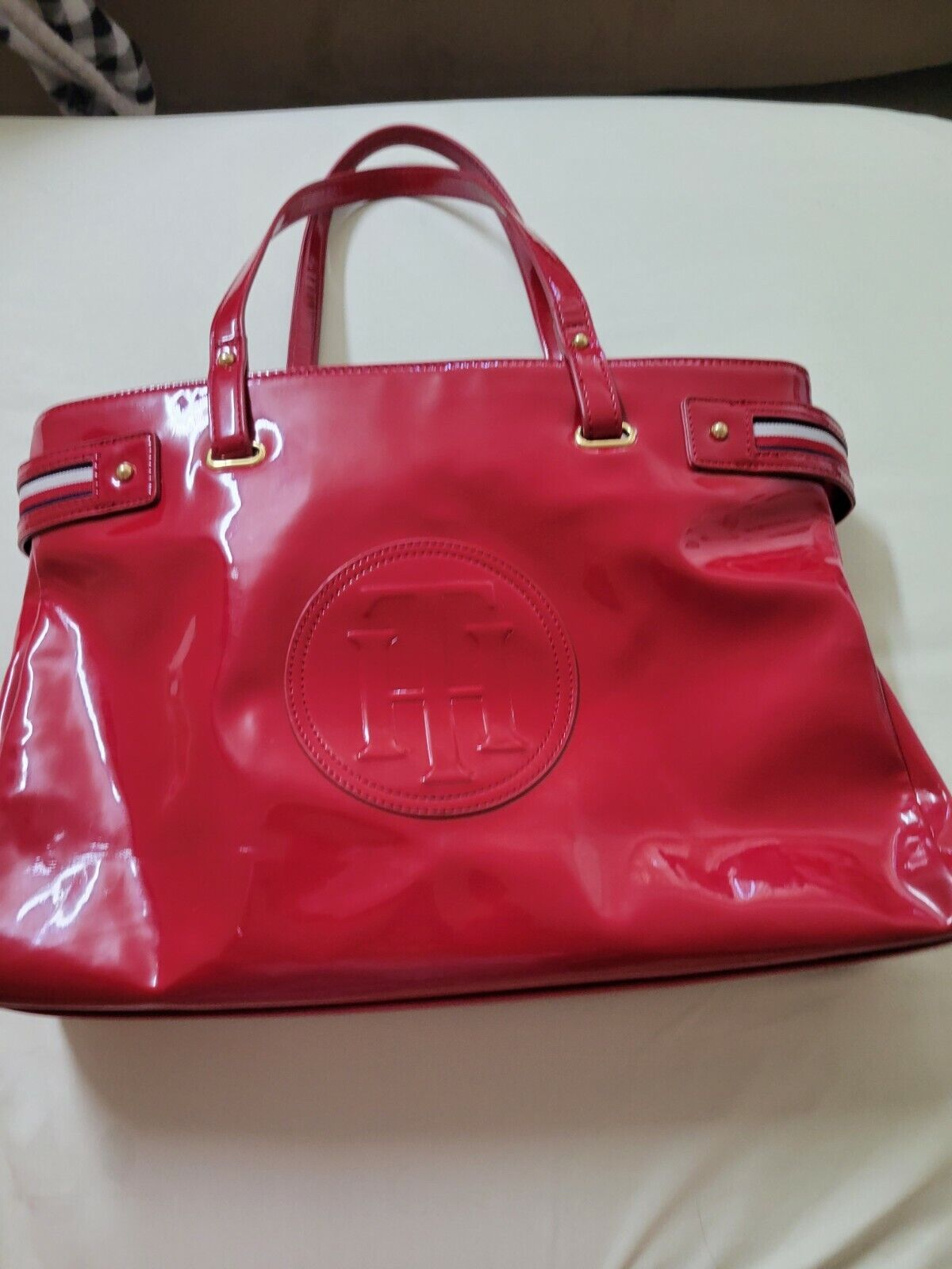 Tommy hilfiger Bag, Pre-owned. Good condition.  - image 2