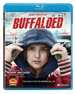 Buffaloed-REGION-A-Blu-ray-New