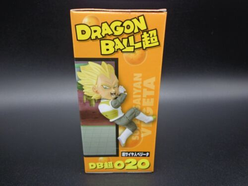 Dragon Ball Super World Collectable Figure WCF Vol.4 4 DB 020 Vegeta DragonBall