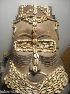 ancien-masque-casque-Kuba-art-primitif-premier-tribal-african-art