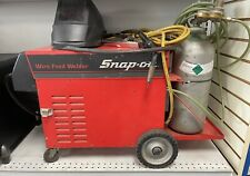 New Listingsnap On Model Mw 120 Wire Feed Welder Works Great