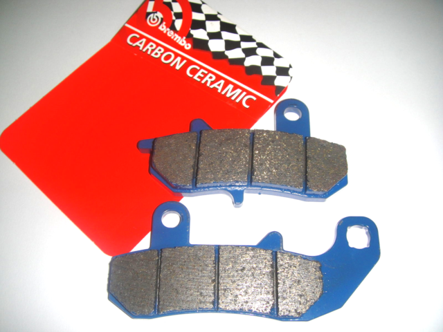 Pastillas de Freno Trasero Brembo Carbono 07SU1718 Suzuki 125 Rg F, Alcance 92>