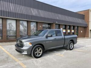 2011 RAM 1500 SPORT 5.7 HEMI 4X4 LEATHER/CAMERA