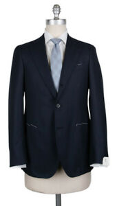 Suit Head Blue 201803095 Borrelli Wool 4500 Midnight Nail Navy Nieuw x8qPpwH8