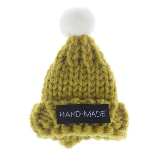 1:6 1:12 Dollhouse Miniature Hat Cap Doll House Decor Dolls AccesNWUS