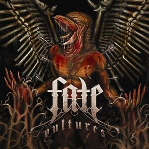 Fate-Vultures-2008-CD-NEW-SEALED-SPEEDYPOST