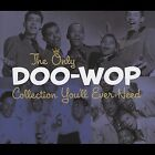 The Only Doo-Wop Collection You'll Ever Need [Box] by Various Artists (CD, Jan-2005, 2 Discs, Shout! Factory)