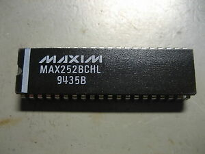 Maxim-MAX252BCHL-5V-Powered-Isolated-Dual-RS-232-Transceiver-Module