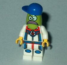 SPONGEBOB #16 Lego Bikini Bottom Motocross Racer Custom Fish NEW  Genuine Legos