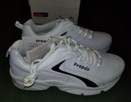 Navy Sneakers 10 Sz Us 5 Weiß Schuhe Xx M2038 Männer Propet 756111166943 Walker Sprint 5e xYXSII