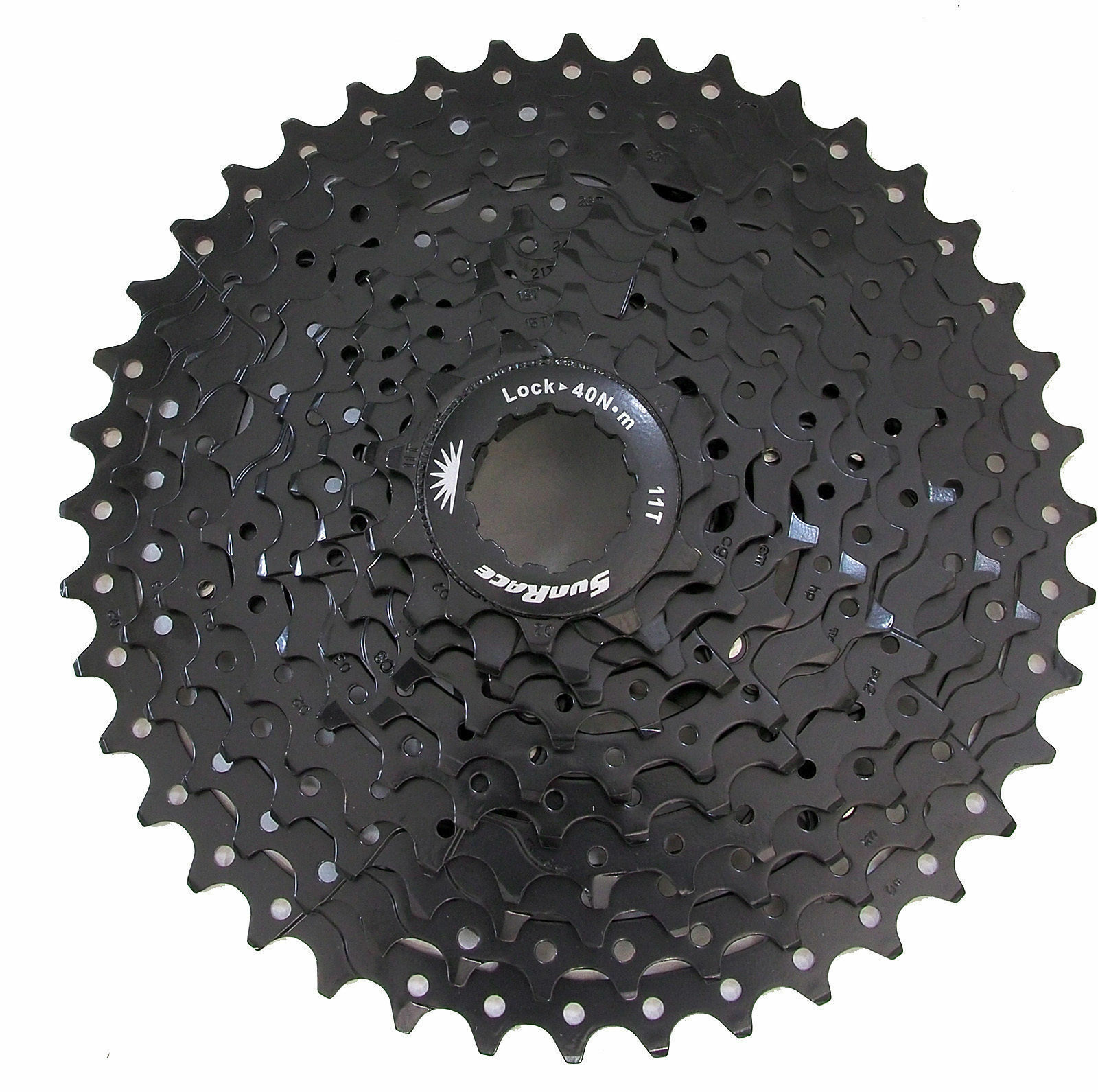 Bicycle Freewheel 10Speed 11-40T 11-42T Wide Ratio Cassette SunRace CSMS3 GU
