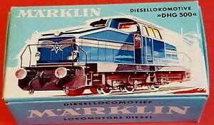 Marklin-3080-Leerverpackung-Zugverpackung-Diesellok-Bildkarton-Verpackung-2