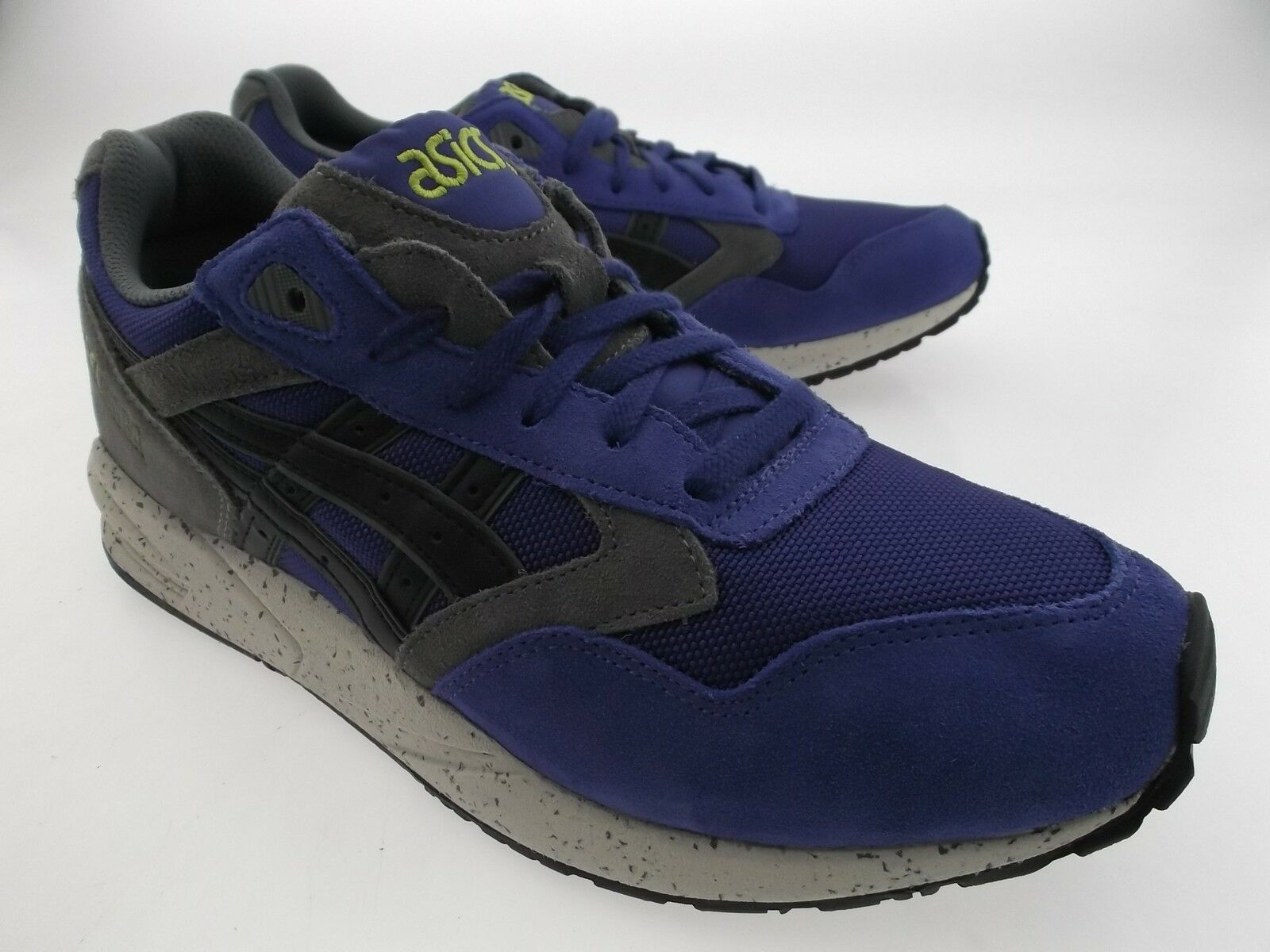 Asics Tiger dark Men Gel-Saga blue dark Tiger blue black HN510-5290 9a26b4