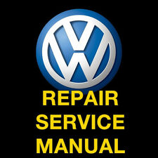 VW GOLF JETTA 2011 2012 2013 2014 2015 SERVICE REPAIR MANUAL