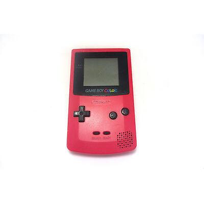 Nintendo GameBoy Color - Verschiedene Farben, voll funktionsfähig!
