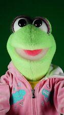Frog Black Light Puppet