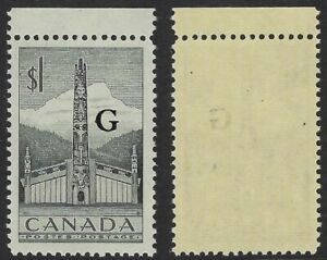 Scott-O32-1-00-Totem-Pole-Issue-with-official-G-overprint-single-VF-NH