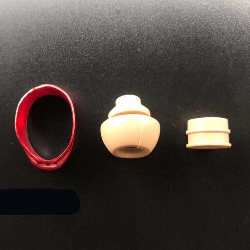 Collar/&Connector Civil War Head Carving F 12/'/' Body 1//6 Tony Stark Head Sculpt