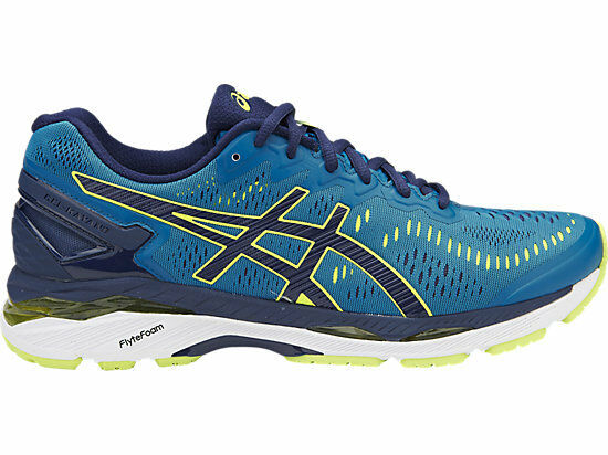 Authentic Asics Gel Kayano 23 Mens Trail Running shoes (D) (4907)