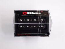 DiMarzio Titan 7 String Bridge Humbucker Black W/Chrome Poles DP 714