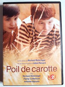 Poil-de-carotte-Richard-BOHRINGER-dvd-Tres-bon-etat