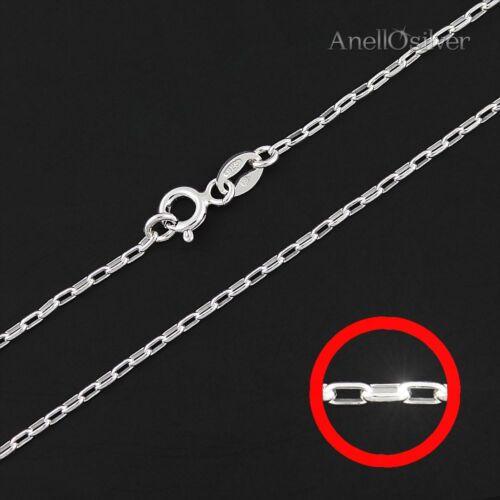 925 Sterling Silber Fußkette 36-100 cm Wahl Schmuck Etui Anker Kette Armband