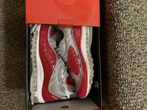 Mens Size 10 Air Max 98 Supreme Rare Shoes Sneaker