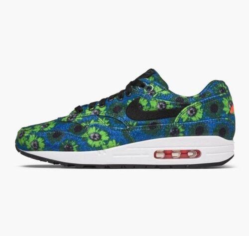 Verde 002 Volt 858876 Se Max Gris 1 10 Uk Nike Premium Azul 9 Floral Air v8Paqz