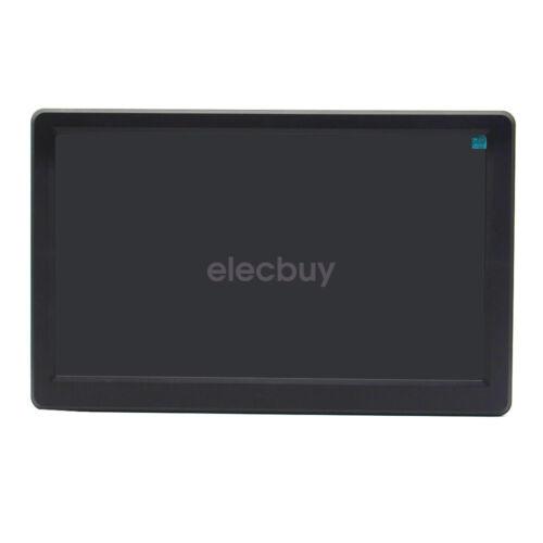 "10/"" IPS Display Monitor HD LCD HDMI VGA Screen 1920x1080 For Raspberry Pi 3 2"