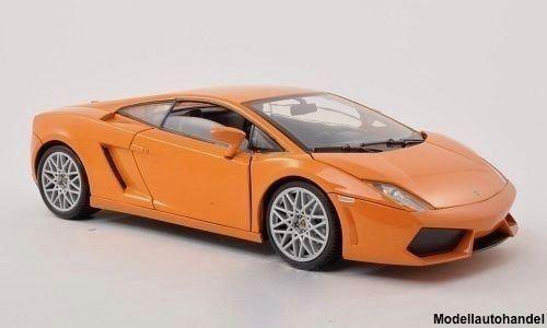 Lamborghini Gallardo LP560-4 - metallic-orange - 1 18 Motormax