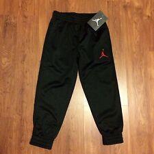 NWT Michael Jordan Boys  Sweat pants 853001 023 SZ 4