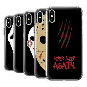 Gel-TPU-Case-for-Apple-iPhone-X-10-Horror-Movie-Art