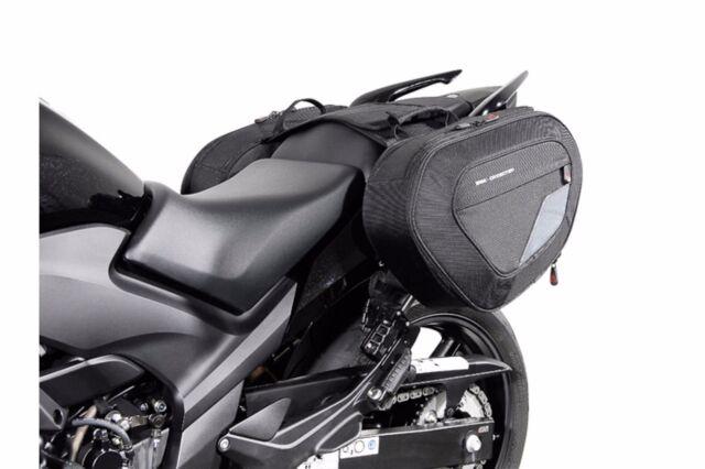 Kit 2 Sacoches latérales Sw-Motech BLAZE  Honda CBF 500/600/1000.
