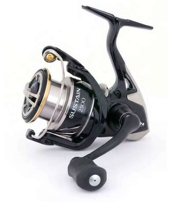 Shimano  SA2500HGFI Sustain FI Spinning Reel  SA-2500HGFI  come to choose your own sports style