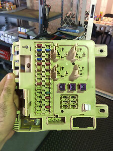 s l300 new genuine ford falcon ba bf & territory sx sy fuse box 1965 ford falcon fuse box location at crackthecode.co