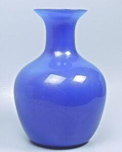 Large Vetri Murano Salviati & Co. Blue Italian Gl Vase - GL | eBay on cheap books, cheap christmas, cheap bowls, cheap earrings and necklaces,