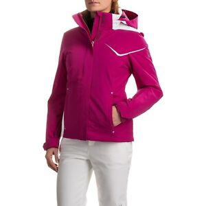 New-Women-s-Spyder-Amp-Ski-Jacket-Relaxed-Fit-154219-MSRP-300