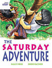 Rigby Star Independent White Reader 2 The Saturday Adventure by Pearson Education Limited (Paperback, 2003)