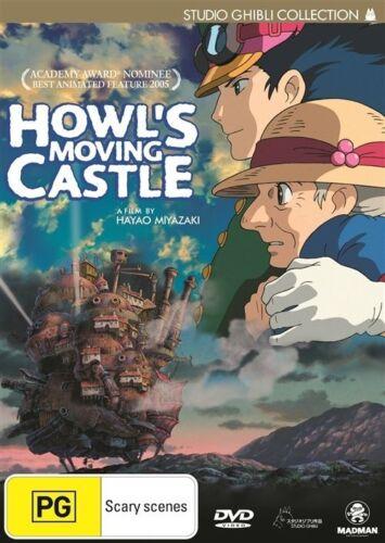 1 of 1 - Howl's Moving Castle 2- DISC SET  (DVD, 2006)