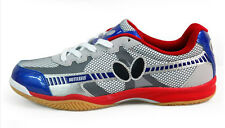 Butterfly Table Tennis Shoes / Trainers: UTOP-6, Red with Blue, New