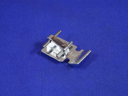 SEWING MACHINE INVISIBLE ZIP FOOT WORKS ON BROTHER E&R SILVER, SINGER