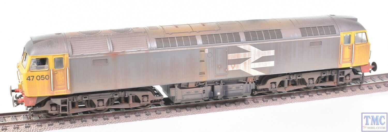 31-664 31-664 31-664 Bachuomon OO Gauge classe 47 0 47050 with Deluxe Weathering by TMC 0b6cb0