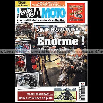 La Vie De La Moto Lvm N°817 ★ Sarolea 350 Type B 1931-1936 ★ Roca, Velocette Mac En Om Een Lang Leven Te Hebben.