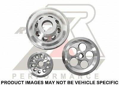 Ralco RZ 914919 Performance Pulleys fit Honda Prelude 92-92 2.2L DOHC 16V