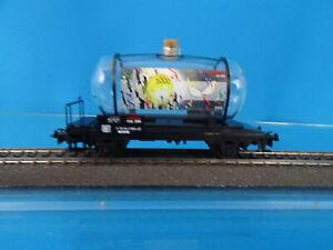 Marklin 44529 GLASS Tanker Car Märklin Club 2000 Car