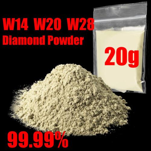 20g 99.99/% Diamant Polier Hochfeines Schleif Polierpulver Schleifpulver Pulver