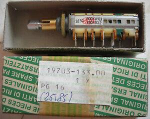ALPS-500KWX3-200KBX2-Potentiometer-Grundig-ET-Nr-1970313300-Autoradio-Vintage
