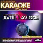 Chartbuster Karaoke Gold: Avril Lavigne by Karaoke (CD, Jan-2011, Chartbuster Karaoke)
