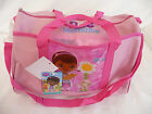 DISNEY'S DOC MCSTUFFINS  HOLDALL/OVERNIGHT BAG BRAND NEW